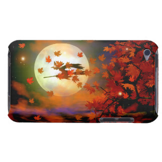 Halloween Witch Flight iPod Touch Cover