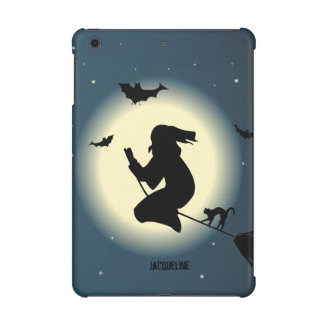 Halloween Witch In Action iPad Mini Retina Case