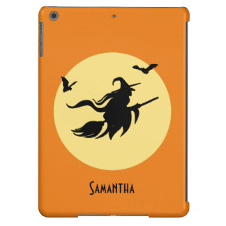 Halloween witch iPad air case