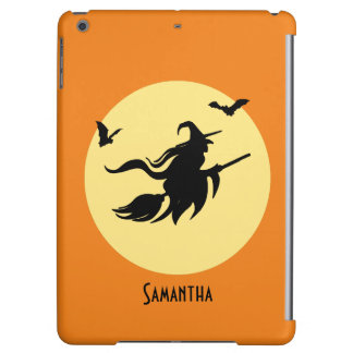 Halloween witch iPad air cases