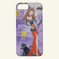 Halloween Witch - Iphone 7 case
