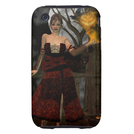 Halloween Witch iPhone Case