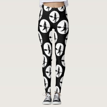 halloween witch leggings