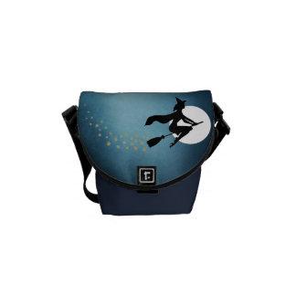 Halloween - Witch Messenger Bag