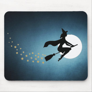 Halloween - Witch Mouse Pad
