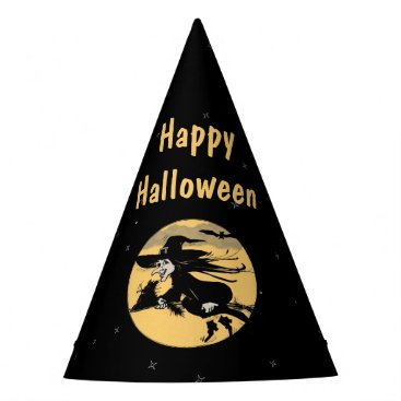 Halloween Themed Halloween Witch Party Hat