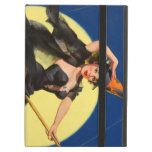 Halloween Witch Pin Up Girl Case For iPad Air