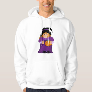 Halloween Witch Pullover