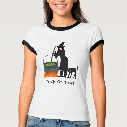 Halloween Witch Tshirt shirt