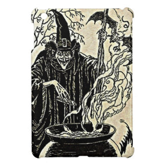 Halloween Witches Cauldron iPad Mini Cover
