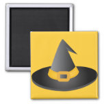 Halloween Witches Hat Magnets