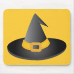 Halloween Witches Hat Mousepads