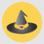 Halloween Witches Hat Stickers