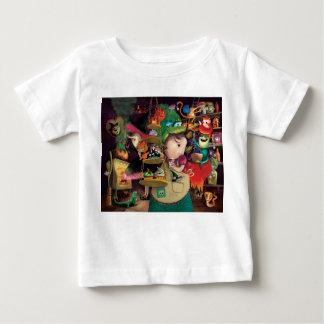 Halloween Witches Kitchen Baby T-Shirt