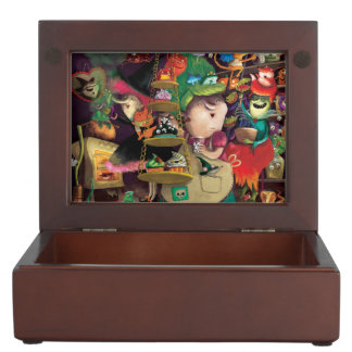Halloween Witches Kitchen Memory Box