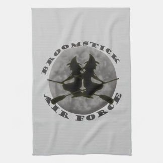 Halloween Witches Kitchen Towels