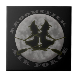 Halloween Witches tile
