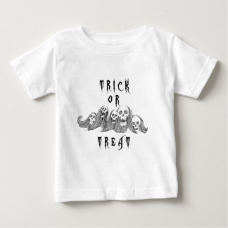 Halloween Witches Trick or Treat Baby T-Shirt
