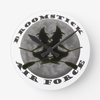 Halloween Witches Wall Clock