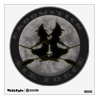 Halloween Witches Wall Decal