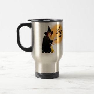 Halloween Witch's Brew Travel Mug