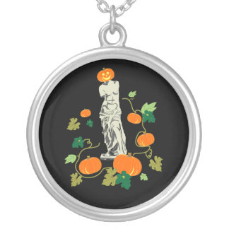 Halloween with Venus Necklace