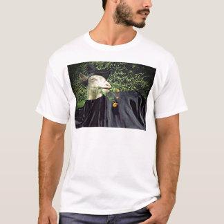 Halloween Wizard Goat T-Shirt
