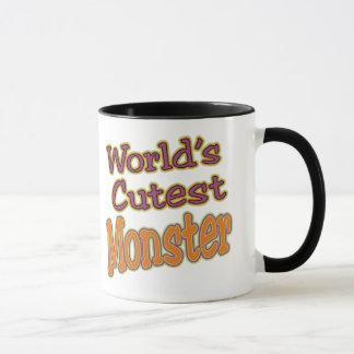 Halloween World's Cutest Monster Mug