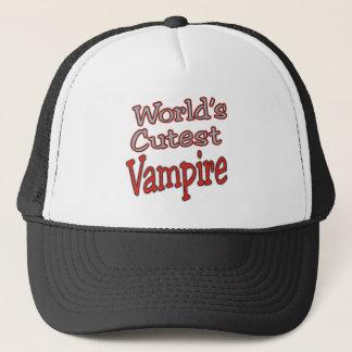Halloween World's Cutest Vampire Costume Trucker Hat