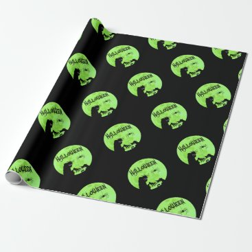 Halloween Themed Halloween Wrapping Paper