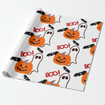 Halloween Wrapping Paper