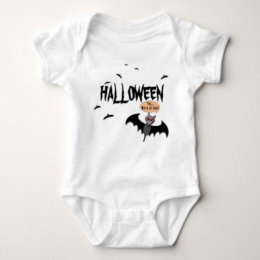 Halloween/Yes we're all bats! T Shirt