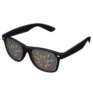 Halloween Yoga Class Retro Sunglasses