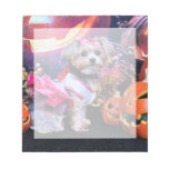 Halloween - Yorkie - Zoey Bloc De Notas