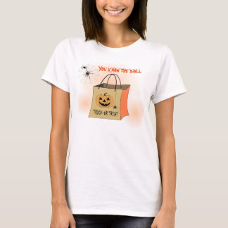 Halloween You Know the Drill T-Shirt