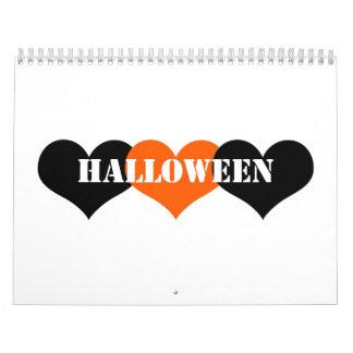 Halloween Calendario