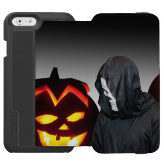 Halloween Funda Cartera Para iPhone 6 Watson