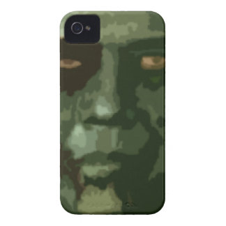 Halloween Zombie Obama iPhone 4 Case
