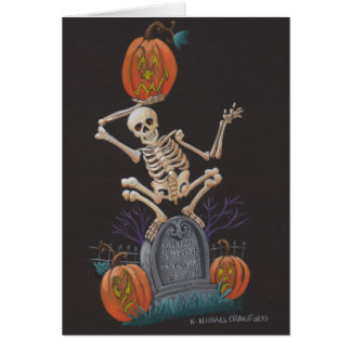 HalloweenCard Felicitaciones