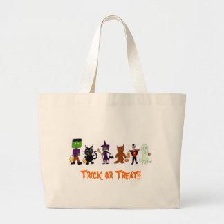 HalloweenFriends Tote Bag