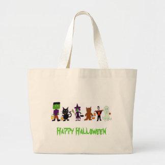 HalloweenFriends, Happy Halloween Tote Bag