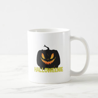 Halloweenie Coffee Mug