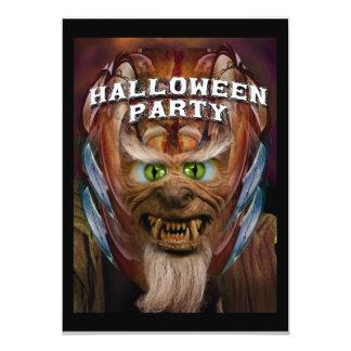 Halloweenie Invitation
