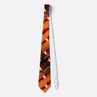 halloweenie neck tie