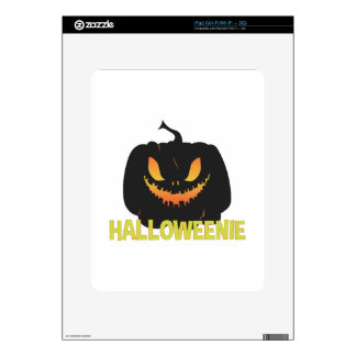 Halloweenie Skins For iPad