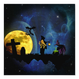 Halloweenies Card