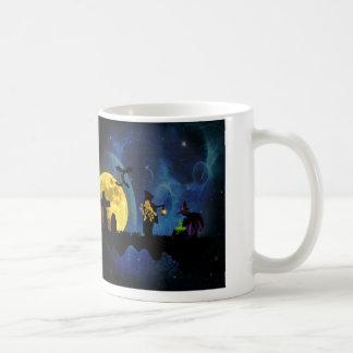 Halloweenies Coffee Mug