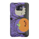 Halloweenies Galaxy S2 Carcasas