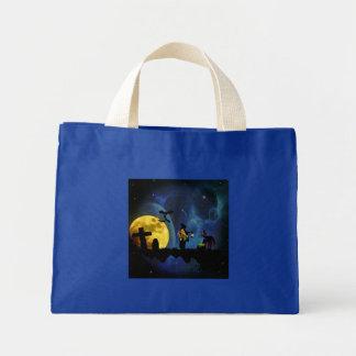 Halloweenies Mini Tote Bag