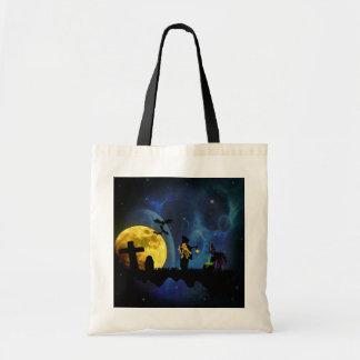 Halloweenies Tote Bag